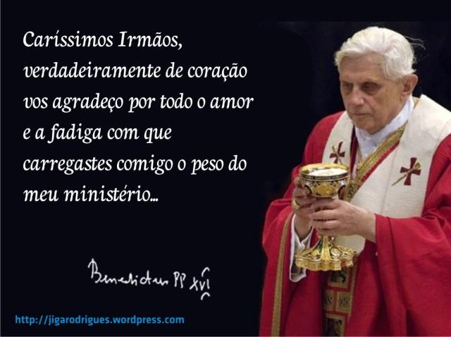 papa bento XVI 1